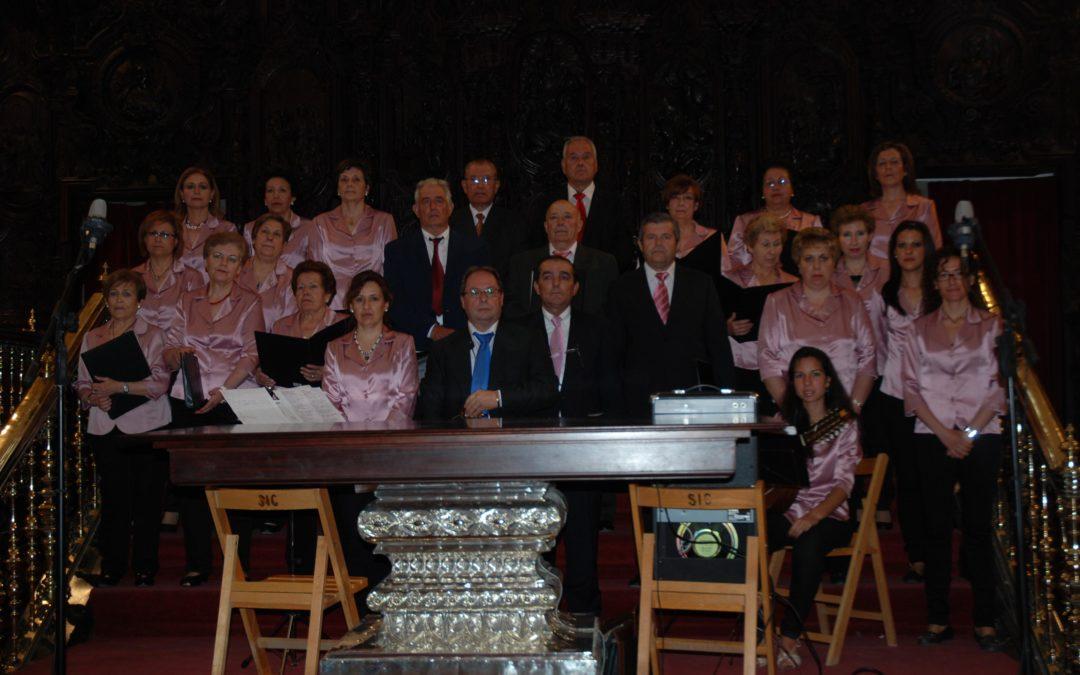 Actuación Coro en Catedral de Córdoba