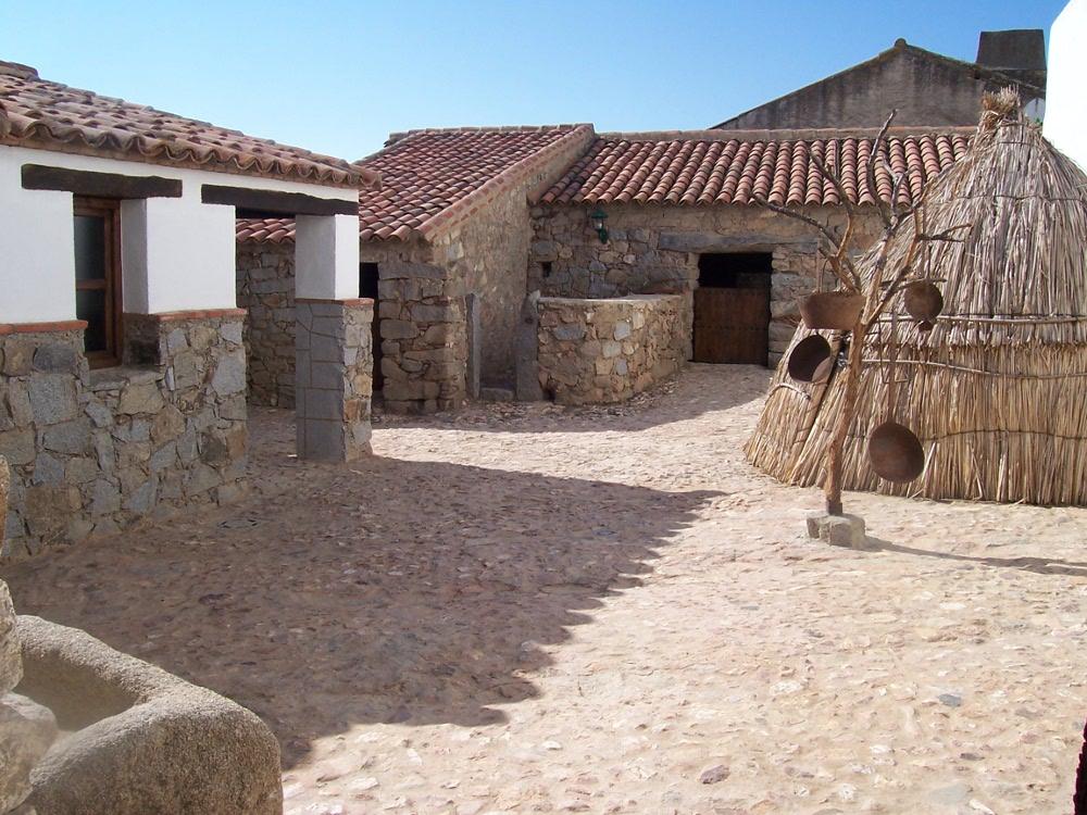 Patio del Museo del Pastor