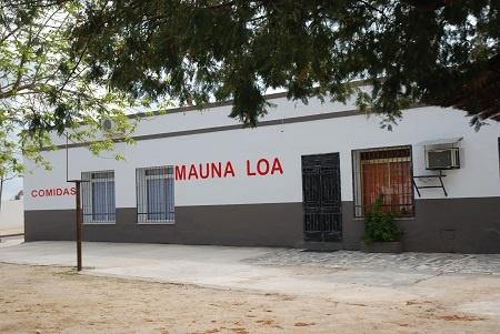 Bar Mauna Loa