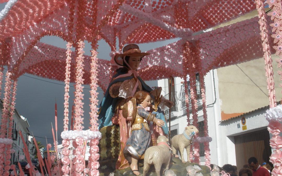 Romería Divina Pastora 2012