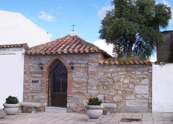 Ermita del Cristo de las Angustias