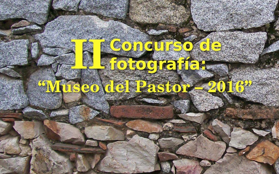 II CONCURSO FOTOGRAFÍA FERIA PASTOREO 2016