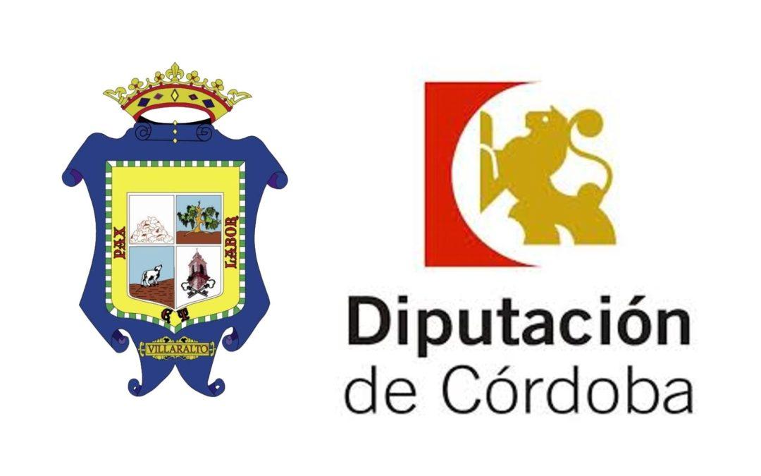 Logo diputacion Villaralto
