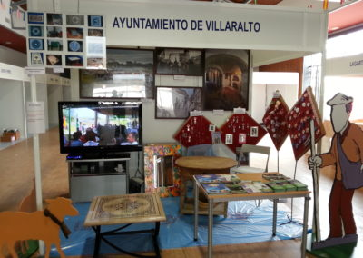 Stand Feria del Lechón Ibérico de Cardeña