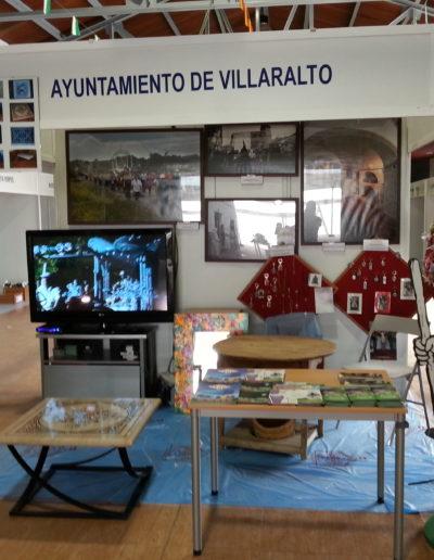 Stand ayuntamiento Villaralto